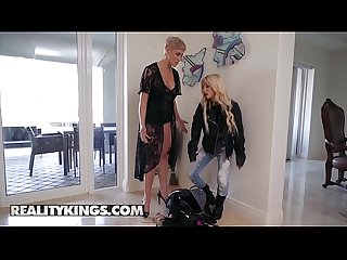 Moms Lick Teens - (Ryan Kenzie Reeves) - The Wakeup Call - Reality Kings