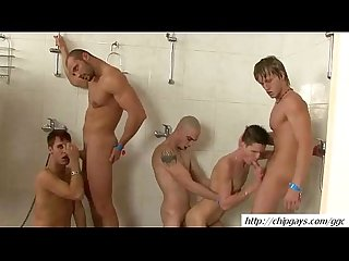 Group Gays sucking dicks