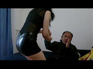 Chinese femdom 547