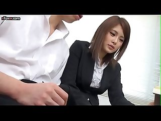 Young Japanese teachers got my dick hard