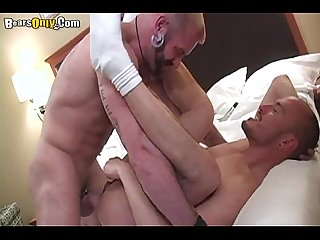 Daddy bear loves bareback fucking in my ass 02 bearsonly 3 part5