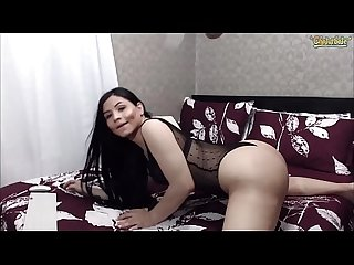 Sexiest Webcam Tranny Ever Twerk Tease (No Sound)