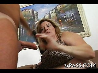 Great sex with bulky whore