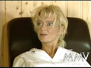 MMV Films Raunchy German mature fucked hard