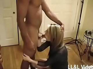 Cuckold blonde wife