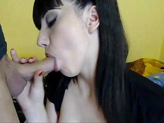 Brunette Girl fucked