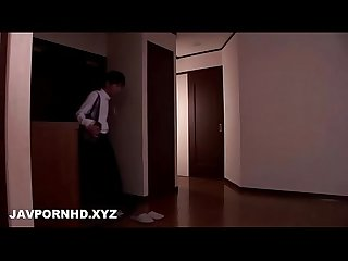 Japanese mom rimming and sucking son after school
