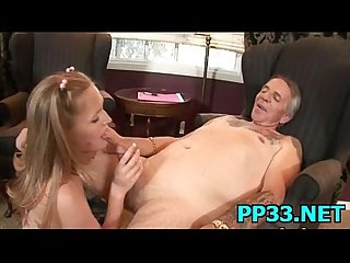 Hot sexy sucks cock and tries