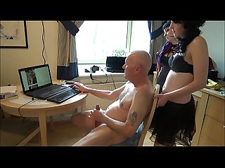Ulf larsen pee flash wank and orgasm for two girls