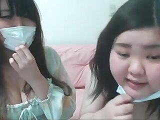 Two Japanese BBW Webcam - Camsex - Slutty.me