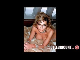 Donald trumps wife nude melania trump