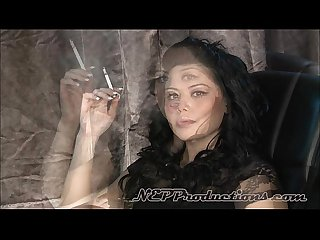 Remi rose smoking fetish at dragginladies