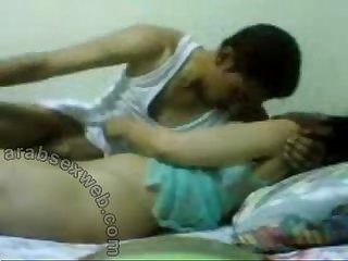 Young Arab couple making love asw244