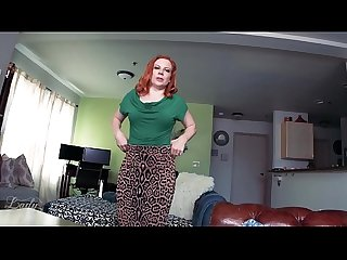 Mom and son play hookie lady fyre pov taboo