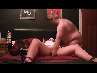 real couple tied up sex with wife and squirt messing with toys