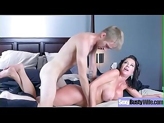 (Veronica Avluv) Busty Sexy Housewife In Hardcore Sex Scene clip-29
