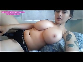 Incredible tits hairy pits custom 5
