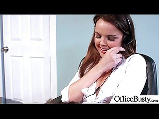 Office Big Tits Girl (Dillion Harper) Realy Love Hard Baning clip-18
