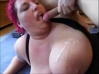 Bbw mom fucked in her ass