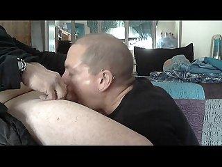 Sucking my straight friend