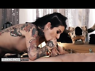 Joanna angel buttfucked by young dick at metal massage parlor