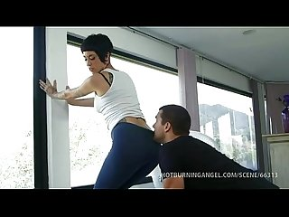 Aayla secura and yoga pants
