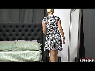 Vanessa Cage in Blackmailing My Hot Secretary Daughter