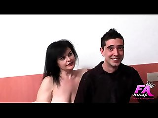 She deflowers her son S friend teaches him to fuck an ass and he cums up to 4 times