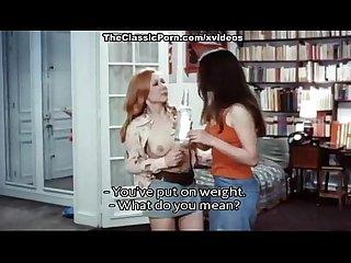 Jolle coeur marie france morel brigitte borghese in vintage xxx clip