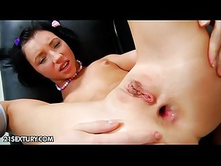 Anal Training of Sofy