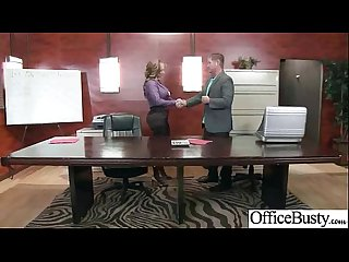 Sex in office with huge round tits sluty girl Eva notty movie 16