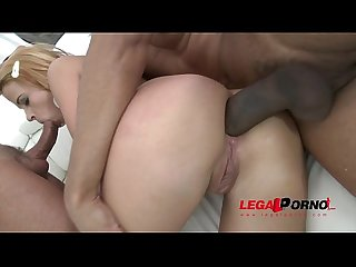 Redhead beauty Ria Sunn early DP video for Legal Porn SZ936