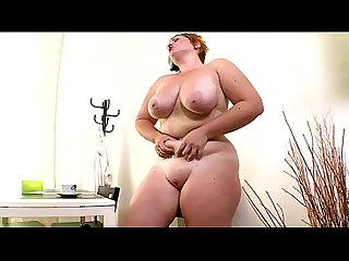 Freaky huge bbw masturbation big tits ass homemade amateur