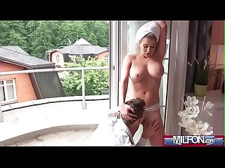 Cock hungry big tits british milf sienna day 01 Vid 09