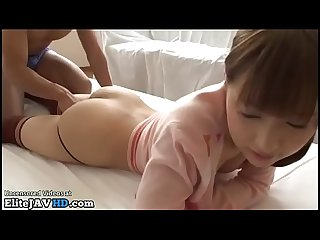 Japanese college girl fucks older guy more at elitejavhd com