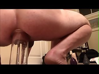 ANAL PUMPING - SWOLLEN ASS LIPS