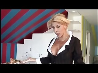 Amazing Milly D'Abbraccio fucked hard in the ass!