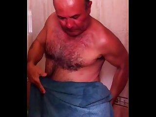 No banho 10