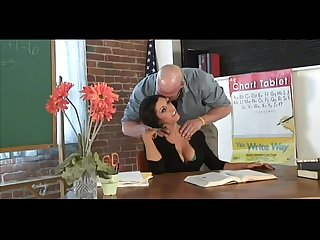 Dylan ryder teacher s neck massage turns into total body sex workout hd