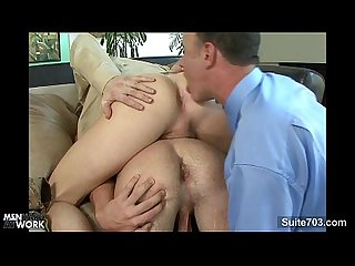 Lusty gays ben patrick jason pitt and ken mack fucking