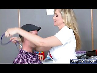 lpar julia Ann rpar slut patient come and Bang with horny doctor Movie 14