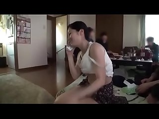 Japanese Milf has a harmonious sex with a group of young men - Pt2 On HdMilfCam.com