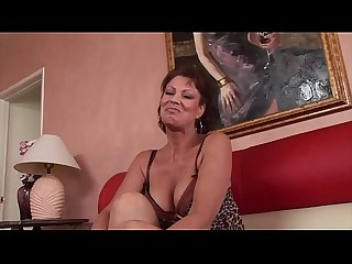 Milf and black with long cock