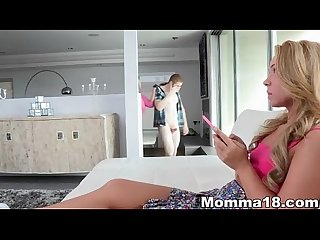 Sexy mom sucks