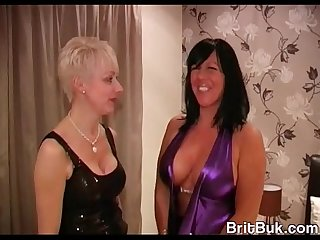 Milfs and facials the british bukkake Mix