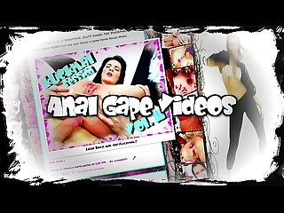 Asenalx total anal experience the fancy anal and gape massacre