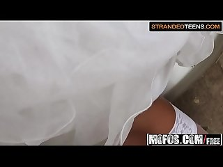 (Amirah Adara) - Rejected Bride Bangs Stranger - Stranded Teens