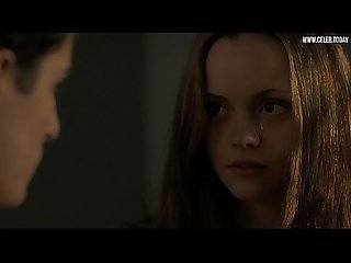 Christina ricci teen big bare boobs sex scene topless prozac nation 2001