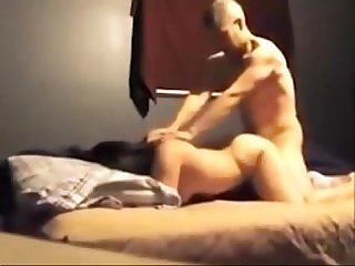 Arrebentando a Namorada Safada na piroca