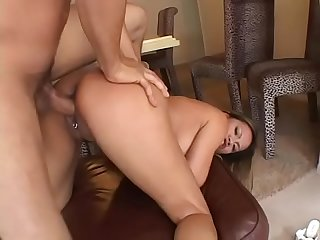 Asian MILF with huge tits Mika Kani rides hard cock like a pro